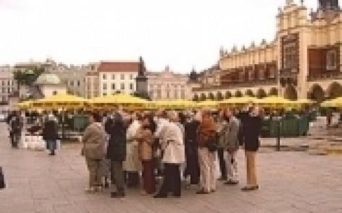 Clubreise Krakau 2004